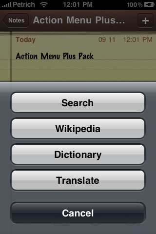 Download Action Menu Plus Pack 1.3.3