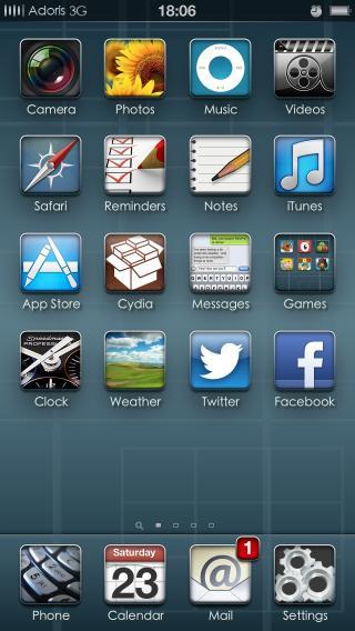 Download Adoris HD iPhone5,4(S) 1.2