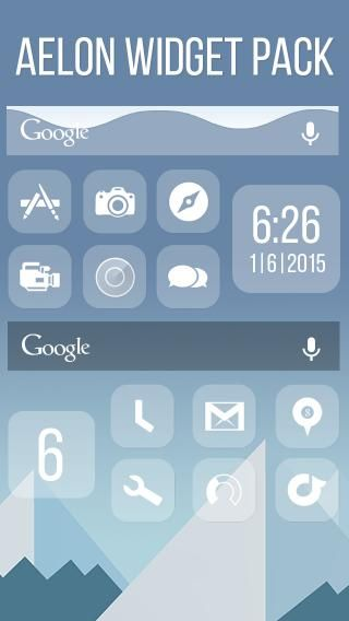 Download Aelon iWidget Pack 1.0