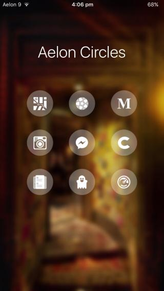 Download Aelon Light iOS 9 1.0