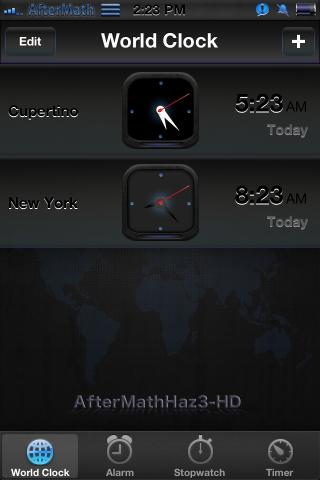 Download AfterMathHaz3 HD for iPad 1.5a