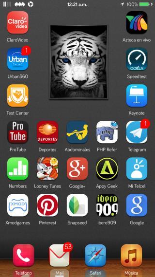Download AfterOS 8 iWidgets 1.0