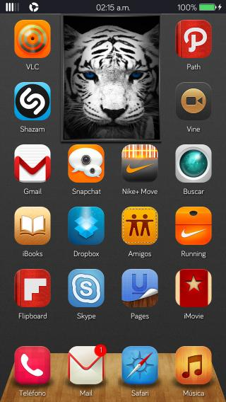 Download AfterOS Wallpapers iP4 - 4s 1.0