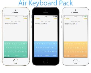 Download Air Keyboard Pack 1.7