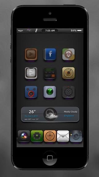 Download Airt Purple  iOS8 1.0