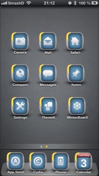 Download akarui i5 HD Icons 1.05
