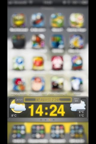 Download akarui i5 HD Weather Widget 1.03