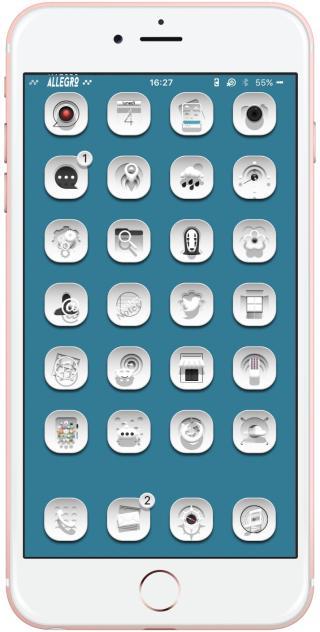 Download Allegro Essenza iOS10 1.1