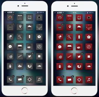 Download Allegro Essenza iOS10 AnemoneEffects 1.0