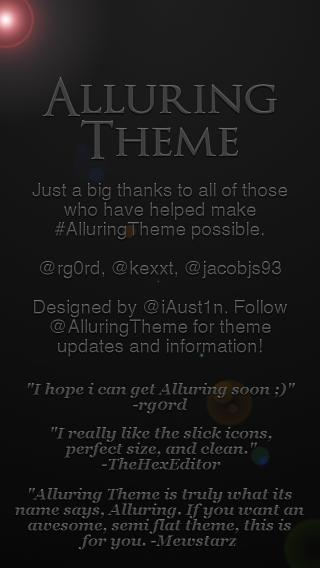 Download Alluring Theme 1.3