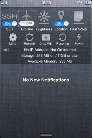 Download Aluminum Fusion For SbSettings 1.1