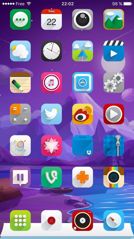 Download Ambre iOS10 1.2