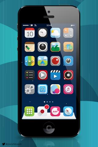 Download Ambre iOS8 1.2.2