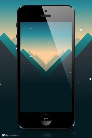 Download Ambre ios8 i5 Wallpapers 1.0