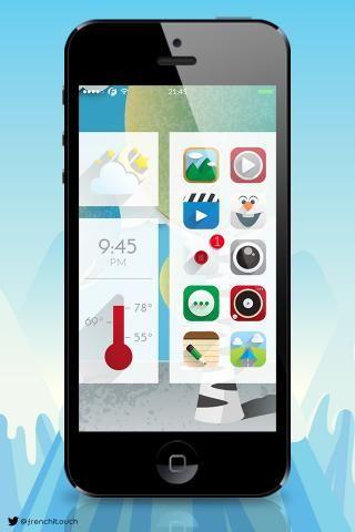 Download Ambre ios8 UI 1.0.1