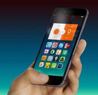 Download Ambre iOS9 Anemone 1.2