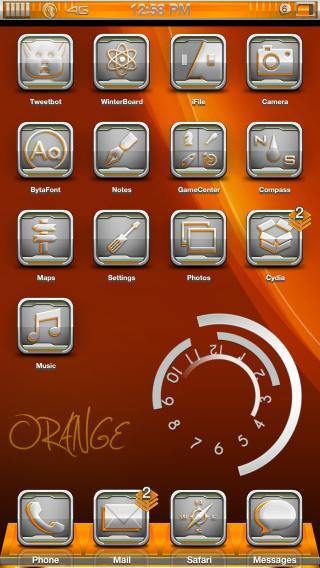 Download Analog Clock iWidget 1.3