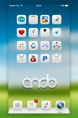 Download Ando iOS8 MagicDots 1.0