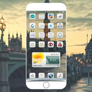 Download Ando iOS9 widgets iPad 1.0