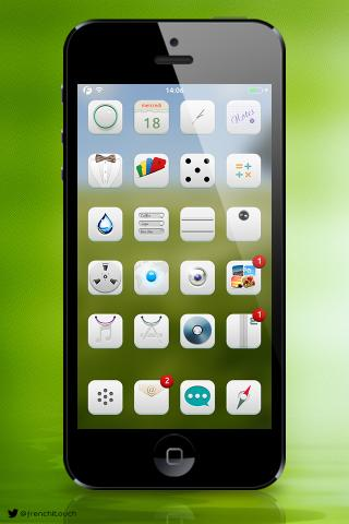 Download Ando iphone ClassicBadge 1.0