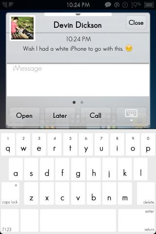 Download Angelic White ColorKeyboard 1.0