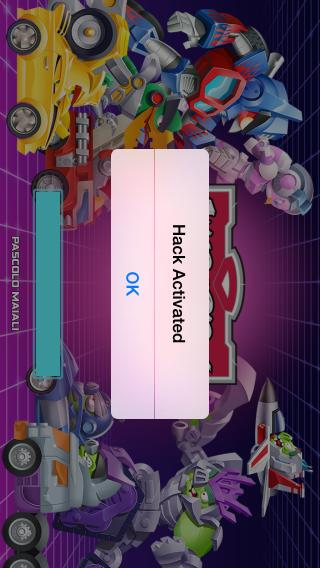 Download Angry Birds Transformers Cheats 1.1.19