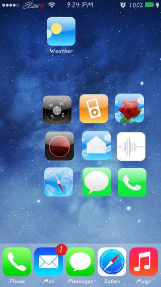 Download Animated iWidget Icons 1.4
