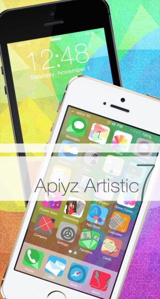Download Apiyz - Artistic7 1.0