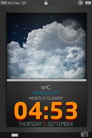 Download Aportal HD GPS Weather LOCKSCREEN 1.5