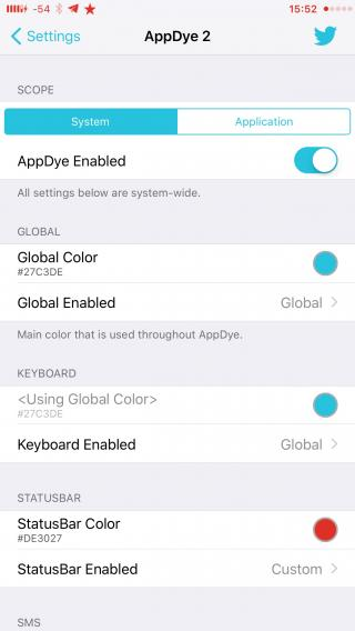Download AppDye 2 (iOS 9) 1.0.1k