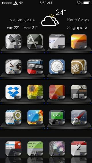 Download AppoloX-7 Blue 1.0