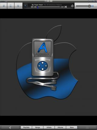 Download AppoloX Blue iPad 123 1.0