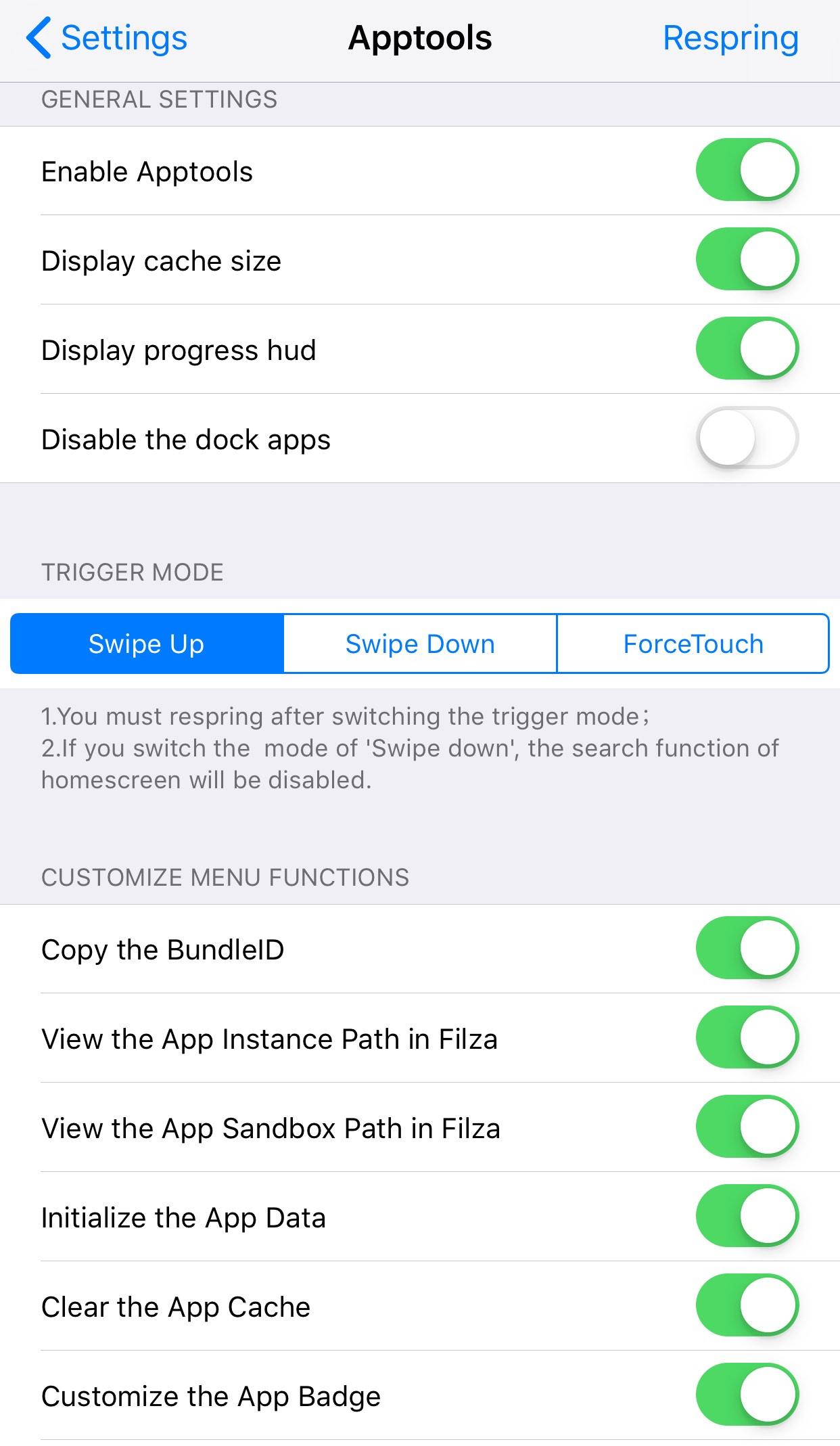 Download AppTools 1.6.0k