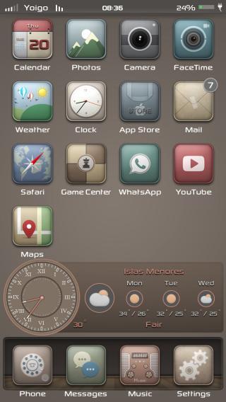 Download Aragon SB clock i5 1.0