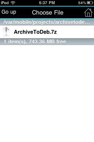 Download ArchiveToDeb 1.0