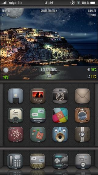 Download Arc SB widgets1 ios10 1.0