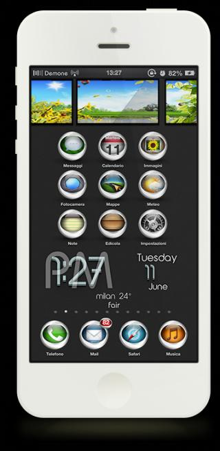 Download Ariel HD HS widget 1.0