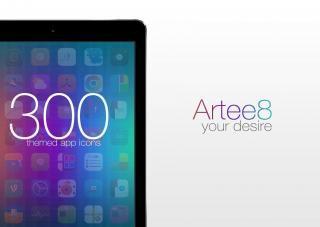 Download Artee8 (ios8 & 7) 1.2