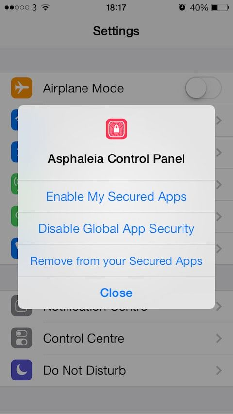 Download Asphaleia 1.0.4-39
