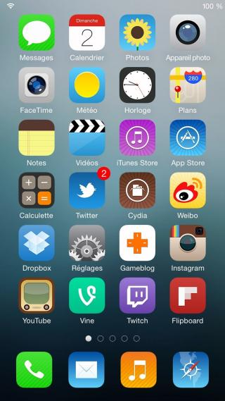 Download Astral iOS8 MagicDots 1.0