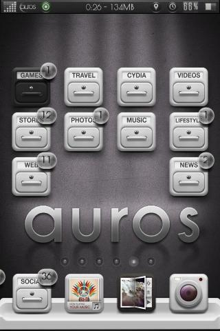 Download auros Foldericons 1.1