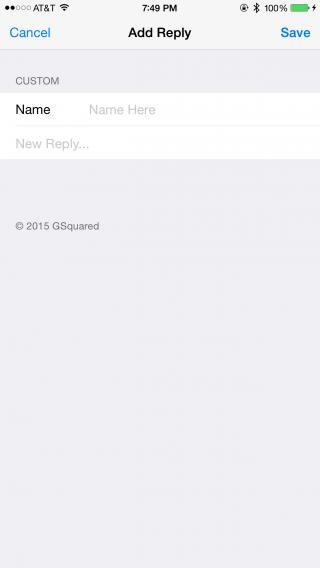 Download AutoResponder 3 (iOS 8+) 1.0-9
