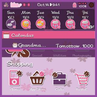 Download Autumn Flowers Complete UI 1.1