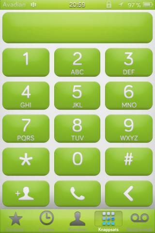 Download Avadian HD Green 1.0