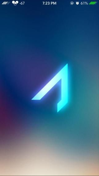 Download Ayelius Flat Icons Blue 1.0