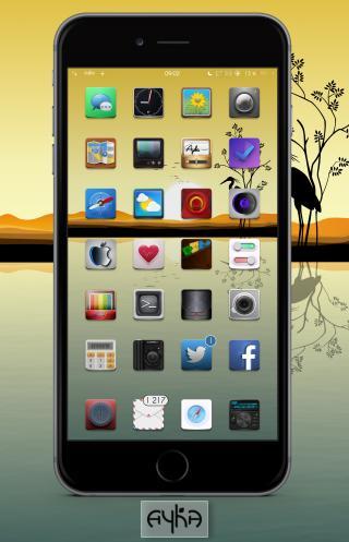 Download Ayka Anemone Wall i6 1.0
