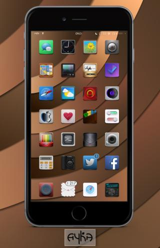 Download Ayka Anemone Wall i6 Plus 1.0