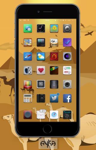 Download Ayka Anemone Wall i6 Plus 1.0