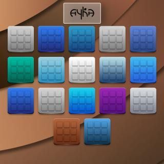 Download Ayka FolderIcons 1.0