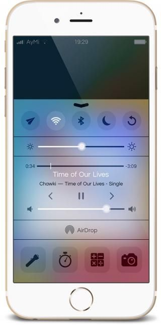 Download AyMi iOS7 1.2